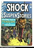 Golden Age (1938-1955):Horror, Shock SuspenStories #5 (EC, 1952) Condition: FN. Classic Hangingcover. Fantastic Pre-Code EC with fantastic artwork and sto...