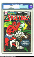 Silver Age (1956-1969):Horror, Showcase #61 (DC, 1966) CGC VF/NM 9.0 White pages. Beautiful copyof the second appearance of the Spectre. Overstreet 2002 N...