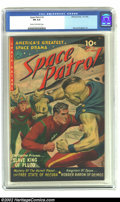Golden Age (1938-1955):Science Fiction, Space Patrol #2 (Ziff-Davis, 1952) CGC FN 6.0 Cream to off-whitepages. Krigstein did three stories in this issue. Overstree...