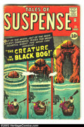 Silver Age (1956-1969):Adventure, Tales of Suspense #23 (Marvel, 1961) Condition: GD. Great pre-hero Marvel. Overstreet 2002 GD 2.0 value = $21....