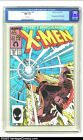 Modern Age (1980-Present):Superhero, Uncanny X-Men, The #221 (Marvel, 1987) CGC NM+ 9.6 White pages. First appearance of Mr.Sinister; Marc Silvestri cover and ar...