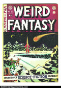 Golden Age (1938-1955):Science Fiction, Weird Fantasy #12 (EC, 1952) Condition: VG. EC artists cameo.Fantastic Pre-Code EC with fantastic artwork and stories. Over...
