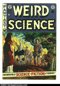 Golden Age (1938-1955):Science Fiction, Weird Science #14 (EC, 1952) Condition: VG. Here is a beautiful EC,chock full of fantastic artwork and story telling. Overs...