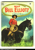 Golden Age (1938-1955):Western, Wild Bill Elliott #2 (Dell, 1950) Condition: FN. Nice photo cover. Overstreet 2002 FN 6.0 value = $21....