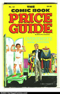 Overstreet Price Guide #12 (Gemstone, 1982) Condition: G 2.0. Softcover. Norman Mingo Alfred E. Neuman cover. Spine and...