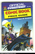 Memorabilia:Comic-Related, Overstreet Price Guide #19 (Gemstone, 1989) Condition: G/VG 3.0. Softcover. Jerry Robinson Joker, Batman and Robin cover. Sp...
