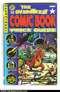 Overstreet Price Guide #30 (Gemstone, 2000) Condition: FN- 5.5. Softcover. Al Williamson EC type cover. Very light spine...