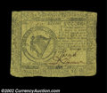 Colonial Notes:Continental Congress Issues, Continental Currency November 29, 1775 $8 Fine. Closely ...