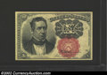 Fractional Currency:Fifth Issue, Fifth Issue 10c, Fr-1266, Choice CU. This short key variety ...