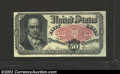 Fractional Currency:Fifth Issue, Fifth Issue 50c, Fr-1381, CU. This Crawford note has all of ...