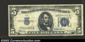 Small Size:Silver Certificates, 1934 Mule $5 Silver Certificate, Fr-1650, VF. This is a very ...