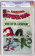 Silver Age (1956-1969):Superhero, The Amazing Spider-Man #29 (Marvel, 1965) CGC NM+ 9.6 Off-white towhite pages....