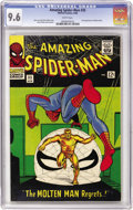 Silver Age (1956-1969):Superhero, The Amazing Spider-Man #35 (Marvel, 1966) CGC NM+ 9.6 Whitepages....