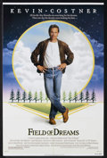 "Field of Dreams (Universal, 1989). One Sheet (27"" X 41""). Drama. Sports Fantasy. Starring Kevin Costner, Amy M..."