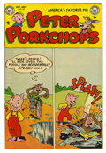 "Golden Age (1938-1955):Funny Animal, Peter Porkchops #24 Davis Crippen (""D"" Copy) pedigree (DC, 1953)Condition: VF...."