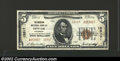 National Bank Notes:Colorado, Denver, CO - $5 1929 Ty. 2 American National Bank of Denv...