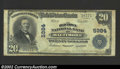 National Bank Notes:Maryland, Baltimore, MD - $20 1902 Plain Back Fr. 660 Old Town NB