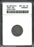 Bust Dimes: , 1829 10C Small 10C XF40 ANACS. The current Coin Dealer ...
