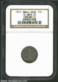 Bust Dimes: , 1814 10C Small Date MS64 NGC. The current Coin Dealer ...