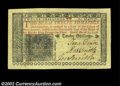 Colonial Notes:New Jersey, New Jersey March 25, 1776 12s Superb Gem New. A broadly ...