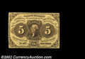 Fractional Currency:First Issue, Fr. 1229 25¢ First Issue Choice New. There are a few short ...