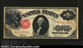 1917 $1 Legal Tender Note, Fr-37, VF-XF. This legal tender note has three or four light folds but the paper is aged and...