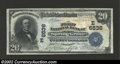 National Bank Notes:Pennsylvania, Spring Grove, PA - $20 1902 Date Back Fr. 642 First NB ...