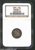 Bust Dimes: , 1829 10C Small 10C MS66 NGC. JR-3, R.4. A double cut ...