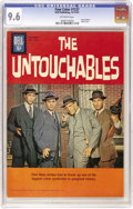 Silver Age (1956-1969):Mystery, Four Color #1237 The Untouchables (Dell, 1961) CGC NM+ 9.6Off-white pages....