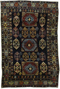 Rugs & Textiles:Carpets, An Antique Erivan Carpet. Caucasian, Circa 1900. Wool. 66.5 inchesx 48.5 inches. ...