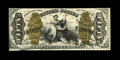 Fractional Currency:Third Issue, Fr. 1345 50c Third Issue Justice New. The technical grade does not do justice (no pun intended) to the sheer beauty of this ...