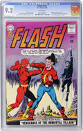 Silver Age (1956-1969):Superhero, The Flash #137 (DC, 1963) CGC NM- 9.2 White pages....