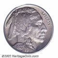 Buffalo Nickels: , 1927-S 5C MS64 PCGS. The 1927-S (3.4 million pieces ...