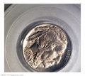 Proof Buffalo Nickels: , 1913 5C Type One PR67 PCGS. The obverse has a blush of ...