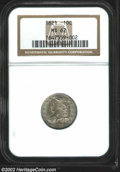 Bust Dimes: , 1821 10C Small Date MS62 NGC. JR-9, R.2. A boldly struck ...