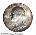 Washington Quarters: , 1936-D 25C MS66 PCGS. An important key date from the ...