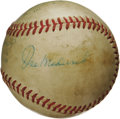 "Autographs:Baseballs, Early 1970's Joe Medwick ""Single Signed"" Baseball. The masterfulchemical workmanship of ""Signed Baseball Magic"" is to than..."