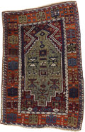 Rugs & Textiles:Carpets, An Antique Yuruk Rug. Central Anatolia. Circa 1890. Wool, Cotton