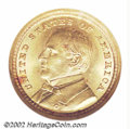 Commemorative Gold: , 1903 $1 Louisiana Purchase/McKinley MS65 NGC. This is a ...