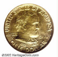 Commemorative Gold: , 1922 $1 Grant MS66 NGC. A type that is not offered at ...