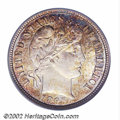 Additional Certified Coins: , 1895-O 10C Dime MS64 SEGS. (MS63) The 1895-O has a ...