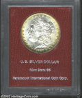 Additional Certified Coins: , 1887-O $1 Silver Dollar MS65 Paramount (MS65). ...