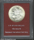 Additional Certified Coins: , 1903 $1 Silver Dollar MS65 Paramount (MS64). Boldly ...