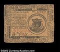 Colonial Notes:Continental Congress Issues, Continental Currency May 10, 1775 $1 Fine. A solid, well ...