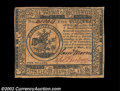 Colonial Notes:Continental Congress Issues, Continental Currency May 10, 1775 $5 Choice Very Fine. ...