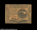 Colonial Notes:Continental Congress Issues, Continental Currency November 29, 1775 $4 Choice New. A ...