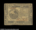 Colonial Notes:Continental Congress Issues, Continental Currency November 29, 1775 $6 About New. A ...