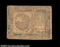 Colonial Notes:Continental Congress Issues, Continental Currency November 29, 1775 $6 Fine. The design ...