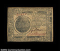 Colonial Notes:Continental Congress Issues, Continental Currency November 29, 1775 $7 Extremely Fine. ...