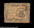 Colonial Notes:Continental Congress Issues, Continental Currency February 17, 1776 $1 Fine. A well ...